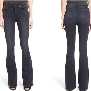 PAIGE Denim 'Bell Canyon' High Rise Jeans / Reed